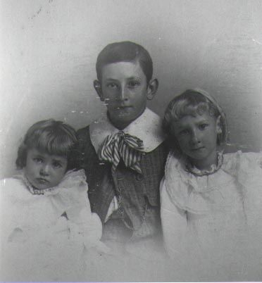 Friede-Abrahamson Genealogy Site - Person Page